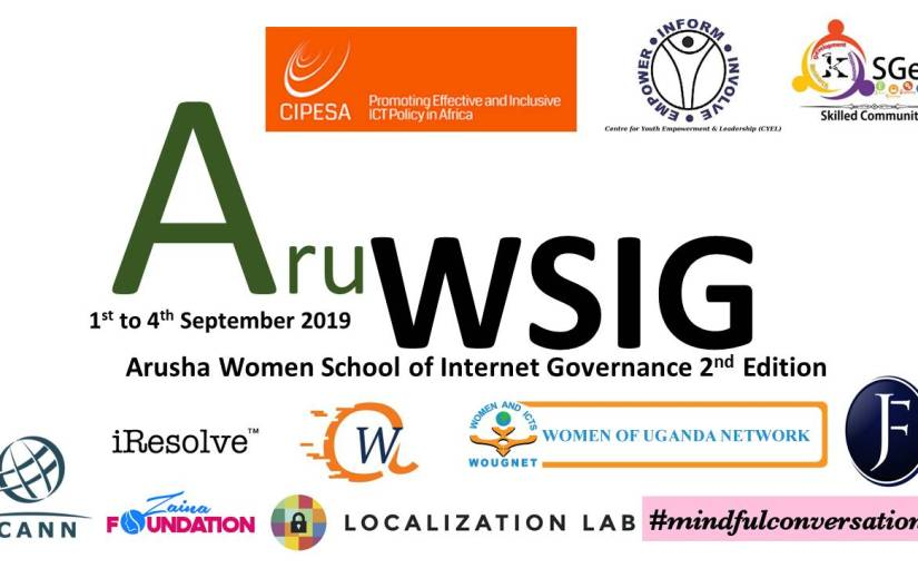 Call for applications:AruWSIG 2019